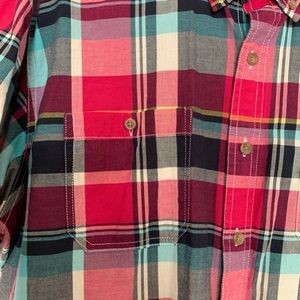 Old Navy Shirts - Old Navy | Men's Button Down Short Sleeve Shirt